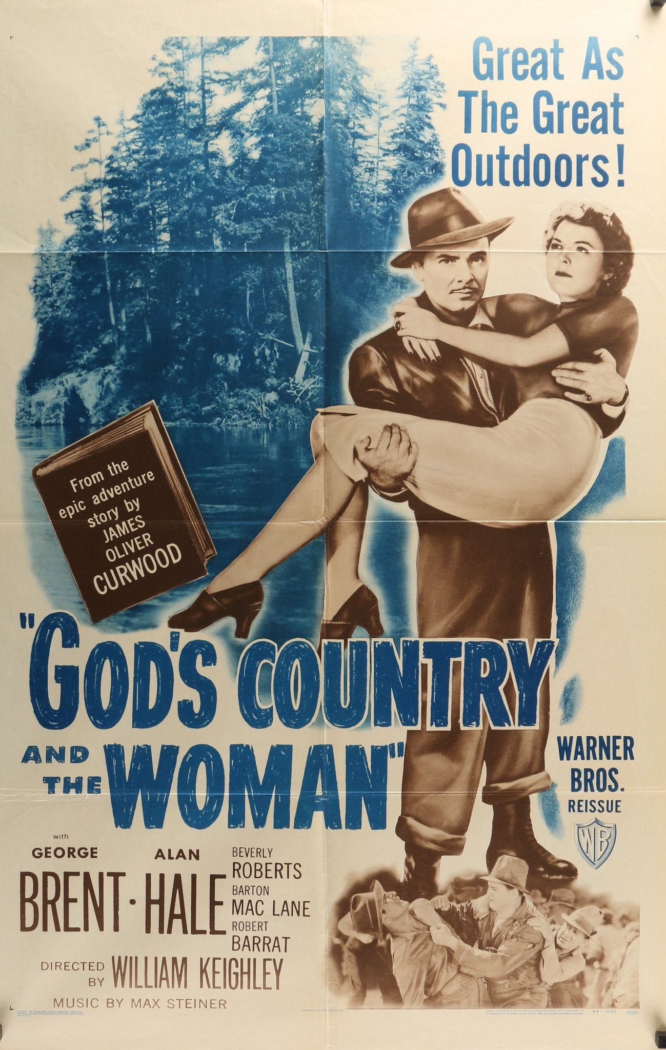 Watch God's Country and the Woman Full-Movie Streaming