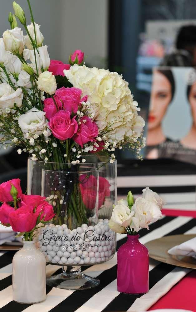 Kate Spade inspired Birthday Party Ideas | Girl Birthday ...