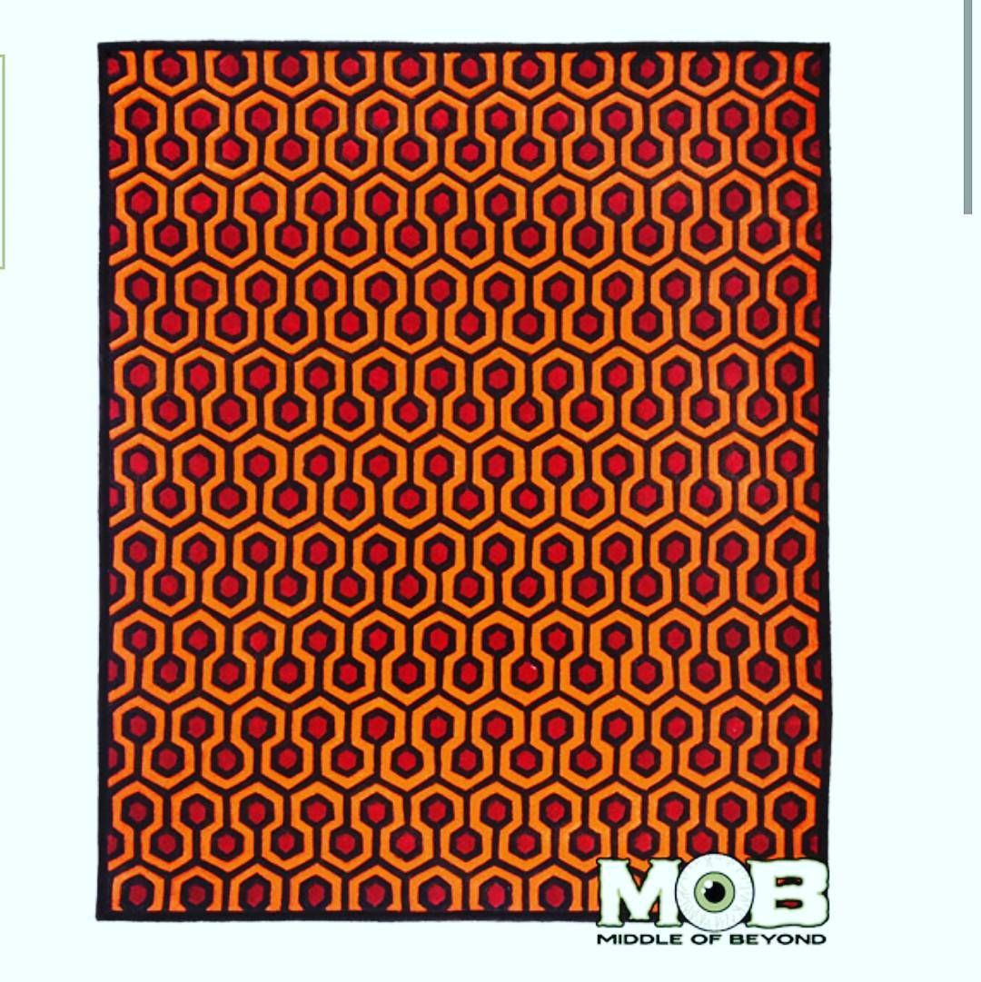 Interesting one by mr_macarbe #homedesign #contratahotel (o) http://ift.tt/1N2FNVN can't describe how much I want this rug for when I move house  #middleofbeyond  #decor #theshining #stephenking #horror #horrorfilm #iconic #pattern #love #shopping