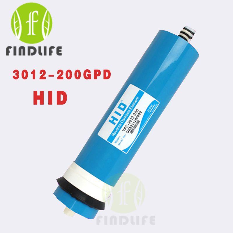 Hid TFC-3012 200gpd ro膜用5ステージ水フィルター清浄処理逆浸透 ...