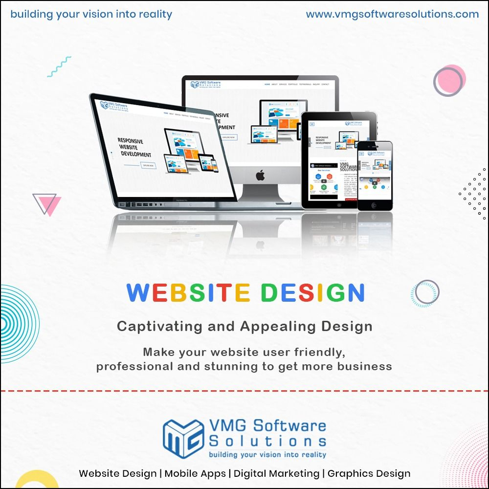 Websitedesign Webdevelopment Ecommercedesign Webdesign Dynamicwebsite In 2020 Website Design Marketing Graphics Web Design