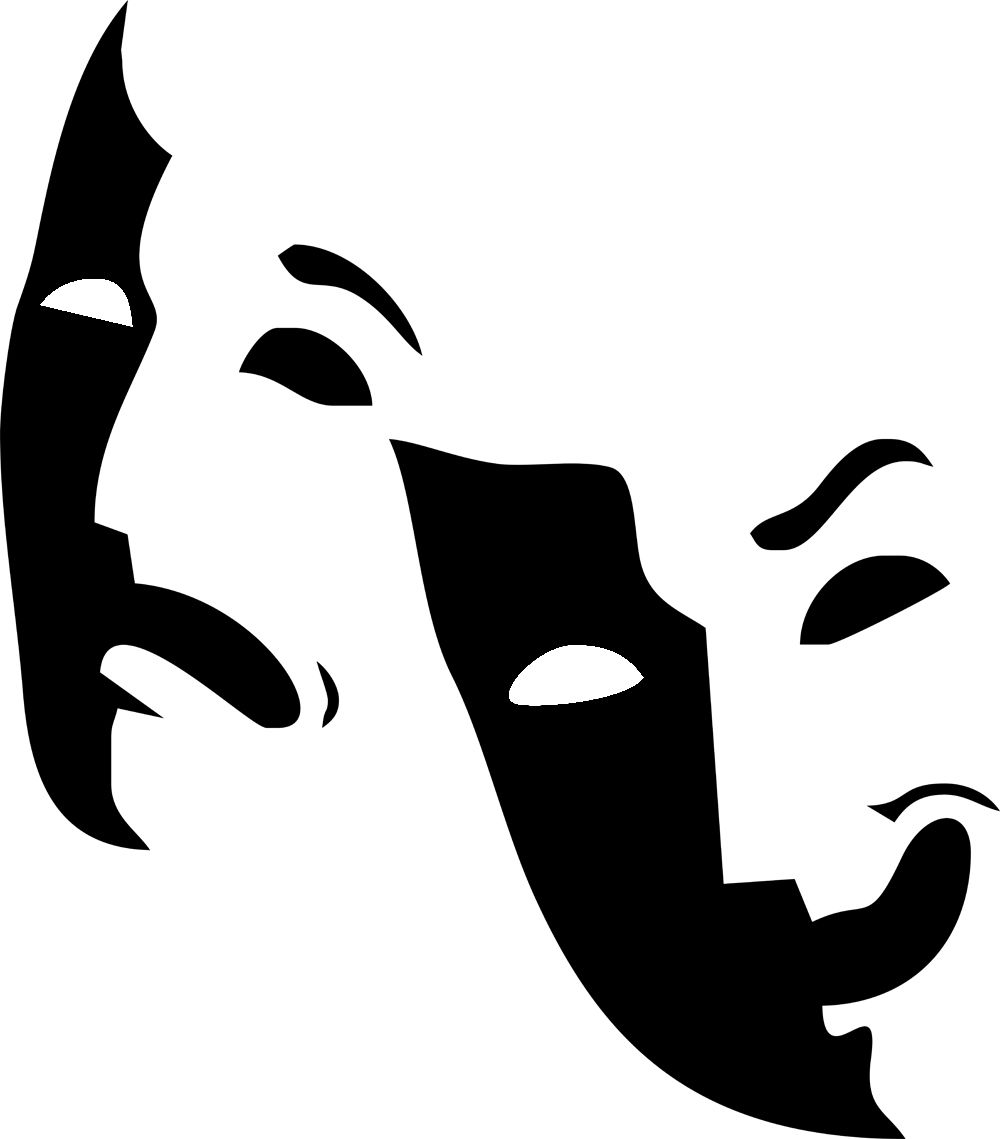 Pin By Neta On בית איריס שבלונות Theatre Logo Logo Design Set Theatre Masks