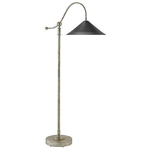 Wearby Floor Lamp by Currey and Company at Lumens.com