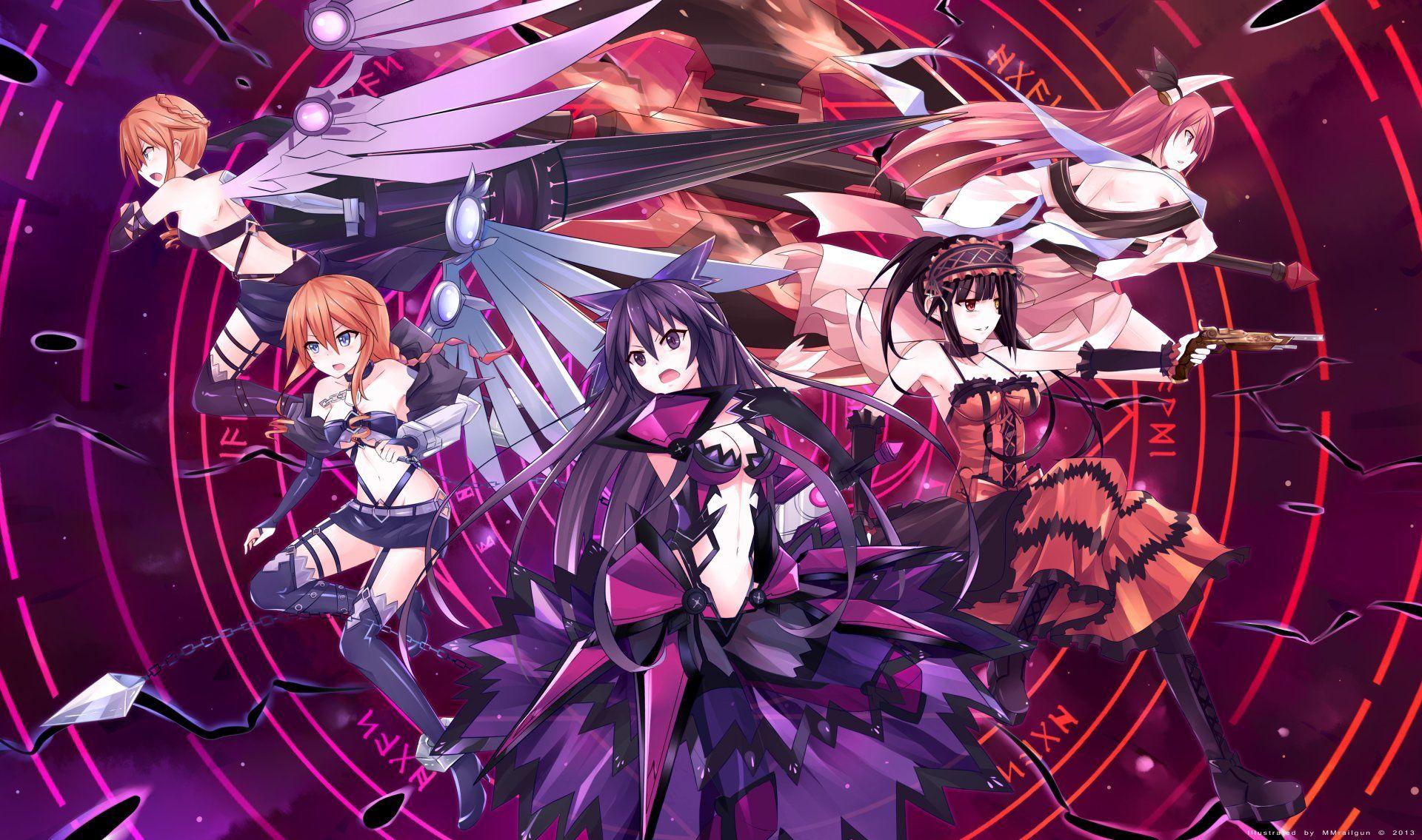 Anime Date A Live Fondo de Pantalla Date a live, Anime