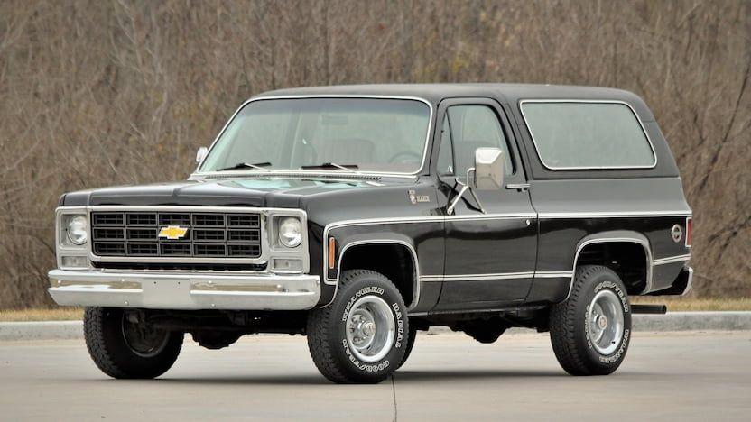 1979 Chevrolet K5 Blazer F71 Kissimmee 2019 Chevrolet K5