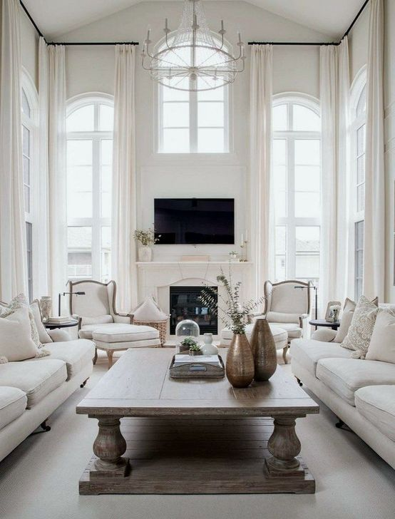 43 stunning easter living room decoration ideas that you