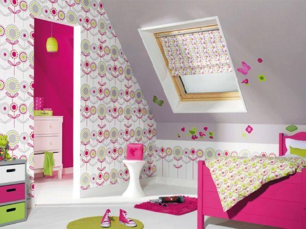 Decoracion dormitorios para ni as dormitorios infantiles - Dormitorios infantiles nina ...