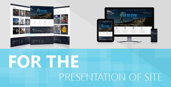 Website Presentation (Websites) #Envato #Videohive #aftereffects (With images)   Presentation websites. Presentation. Buy website