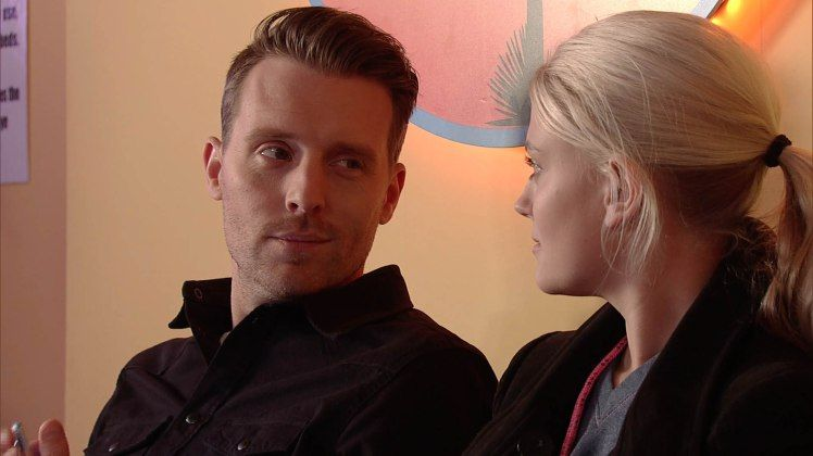 """Coronation Street: Christopher Harper on sinister Nathan's plans for Bethany - """"It should be making your toes curl"""""""