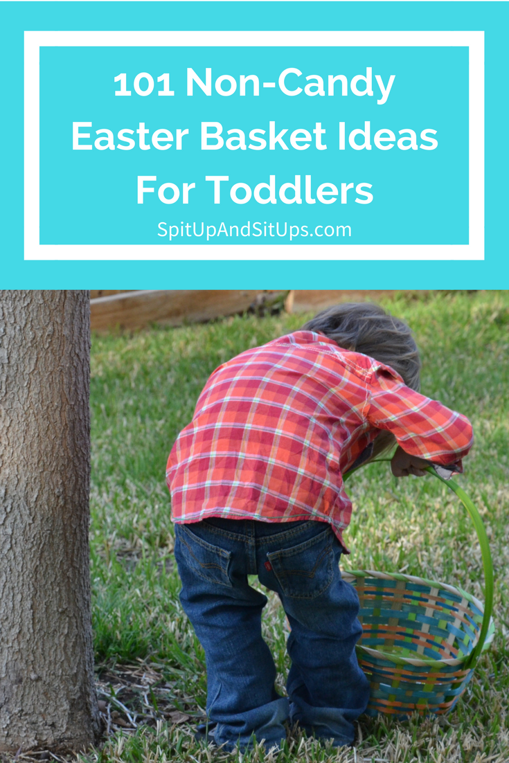 101 non candy easter basket ideas for toddlers basket ideas 101 non candy easter basket ideas for toddlers negle Image collections