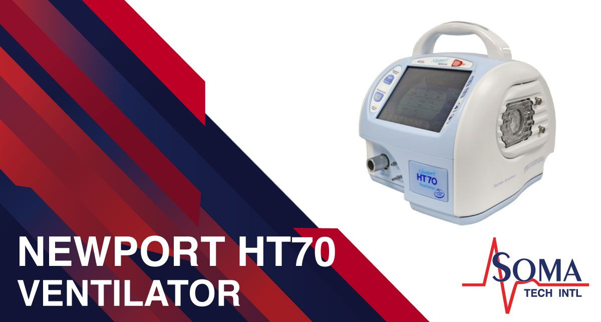 Newport Ht70 Ventilator Invasive And Non Invasive Newport Ventilator Newport Supportive Philips