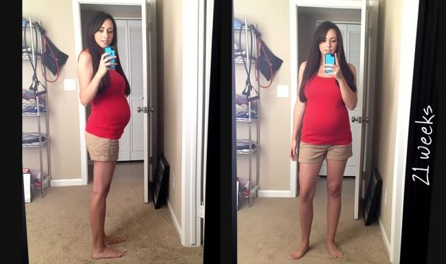 21 weeks Pregnant Summary and Update » Newbie Mom | 21 ...