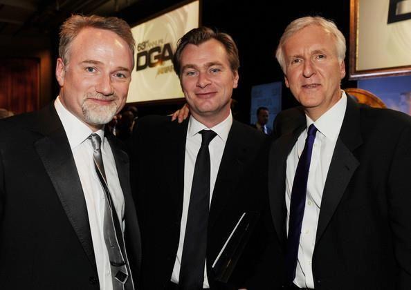 David Fincher , Christopher Nolan, James Cameron