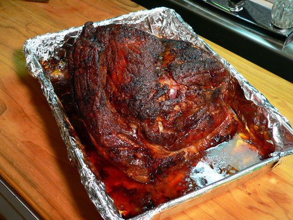 Easy pork butt recipes oven