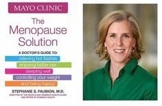 "Mayo Clinic: The Menopause Solution ""Understanding what is happening to your body and what you can do about it is key,"" Dr. Faubion says. ""I often tell my patients, 'The rules of your body have changed, and no one told you.' That's why this book was written: to tell you what's happening to you and what you can do about it."""