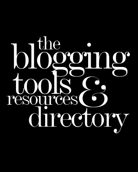 A-Z blogging tools