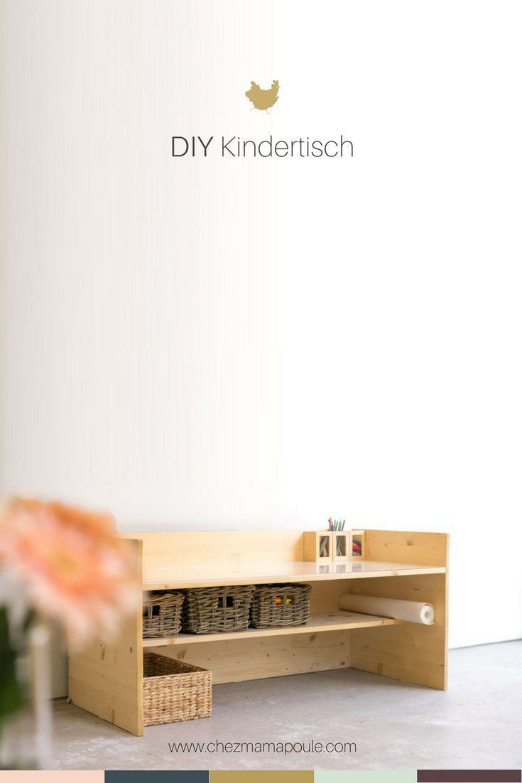 diy kindertisch zum selbermachen statt kaufen play room. Black Bedroom Furniture Sets. Home Design Ideas