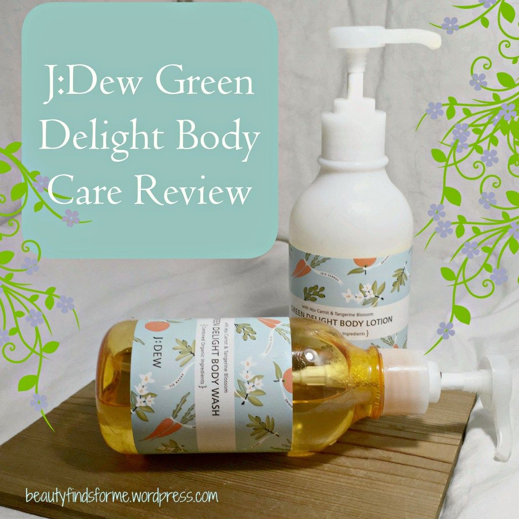 J Dew Green Delight Body Wash Body Lotion Review Body Wash Lotion Body Lotion