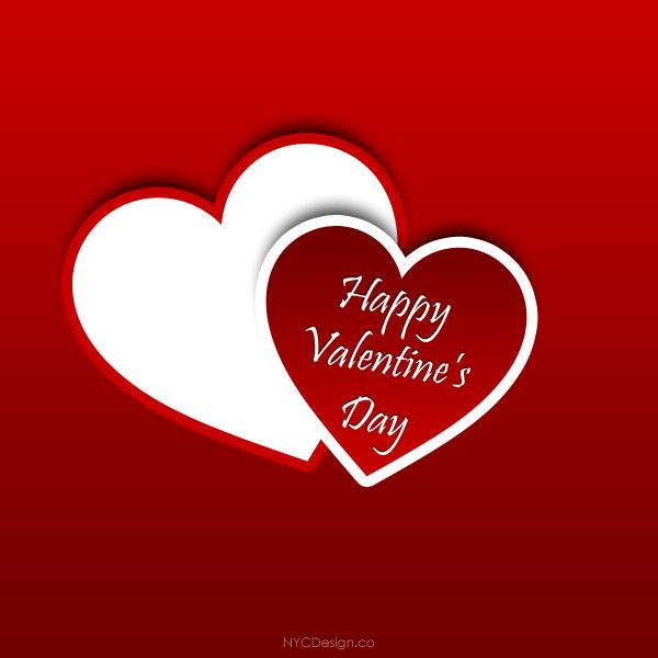 happy valentine's day cards printable |  , new york, ny: happy, Ideas