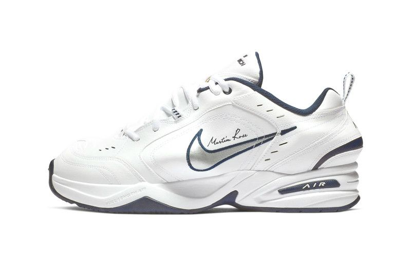 95cc0ed48ac9b Martine Rose s Nike Air Monarch IV Receives an Official Release Date ...