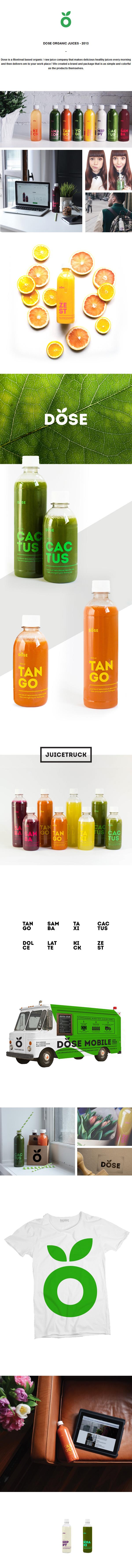 Dose organic juice