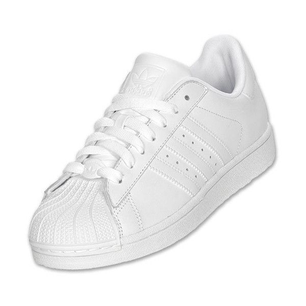 Adidas Women's Superstar Ii ($70) ❤ liked on Polyvore