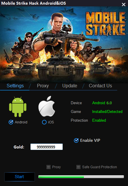 Mobile Strike Hack (Android&iOS (With images) Mobile