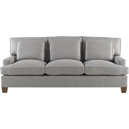 Baker Furniture Loose Back Sofa 830 86 Barbara Barry Browse Products