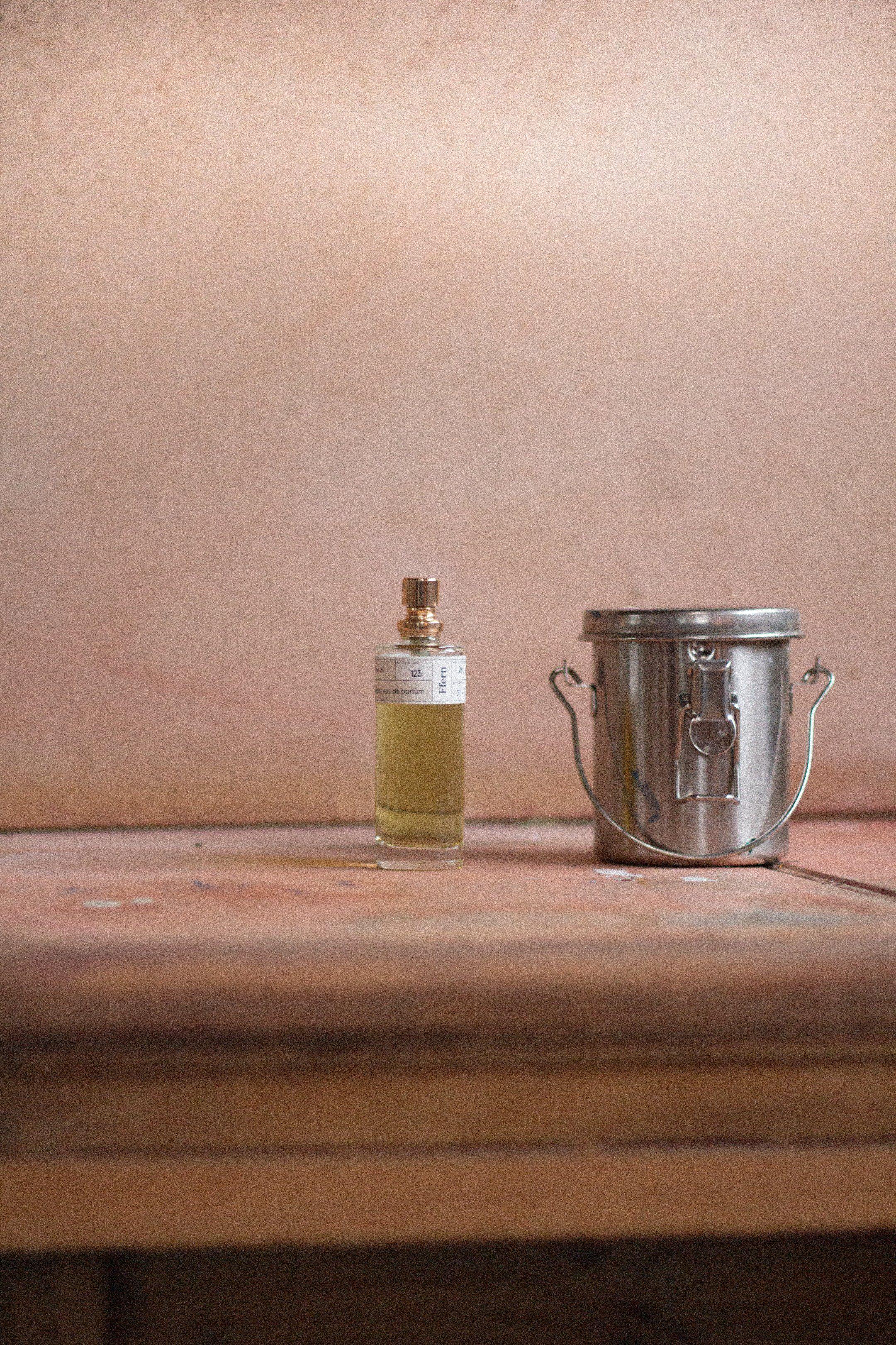 Ffern Organic small batch perfume in 2020