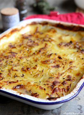 pomme boulangere recette marmiton