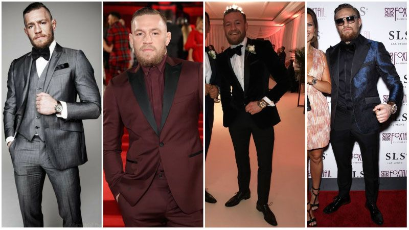 How to Get Conor McGregor\u0027s Style