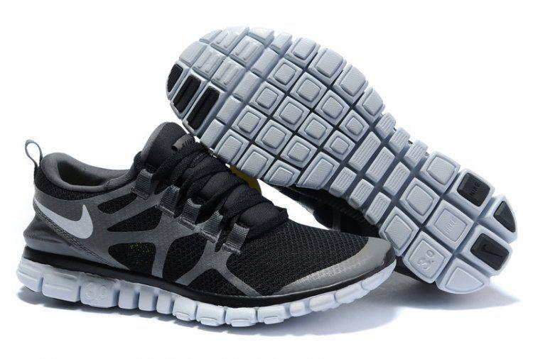 sale retailer ac5ef be994 MhZVKIUT 2012 Nike Free Run 3.0 V3 Men Shoes Grey Black Red Store