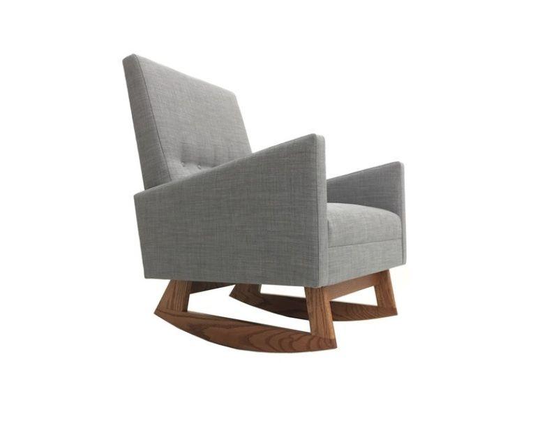 The Stella Rocker By Atomic Chair Company Rocking Chair Nursery