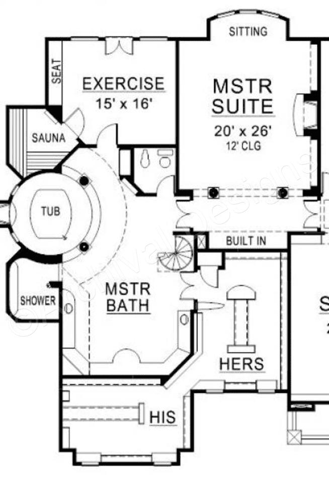 Wesmere House Plan Master Bedroom Addition Master Suite Floor Plan Master Bedroom Plans