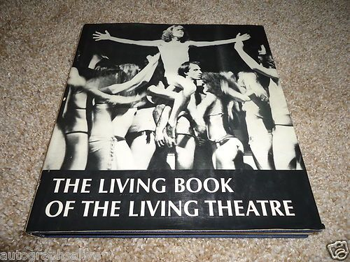 1974 The Living Book of The Living Theatre