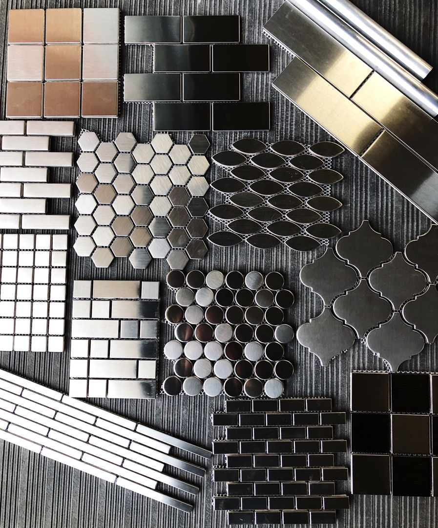 Pin On Stainless Steel Mosaics