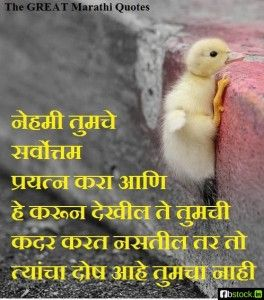 I will try again meaning in hindi