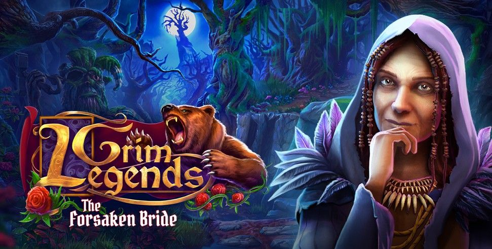 Free Amazon Android App of the Day 12/16/2015  Free Amazon Android App of the day for 12/16/2015 only! Normally $4.99 but for today it is FREE!! Grim Legends: The Forsaken Bride (Full) Product Features Thrilling story, full of intrigue and adventure Fuzzy sidekick – the cutest kitty helper you've ever met 24 versatile mini-games and 14 hidden object scenes 38 beautiful, hand-painted locations 11 intriguing characters with different passions and dark secrets The Book of Elusive>>>>>>>>