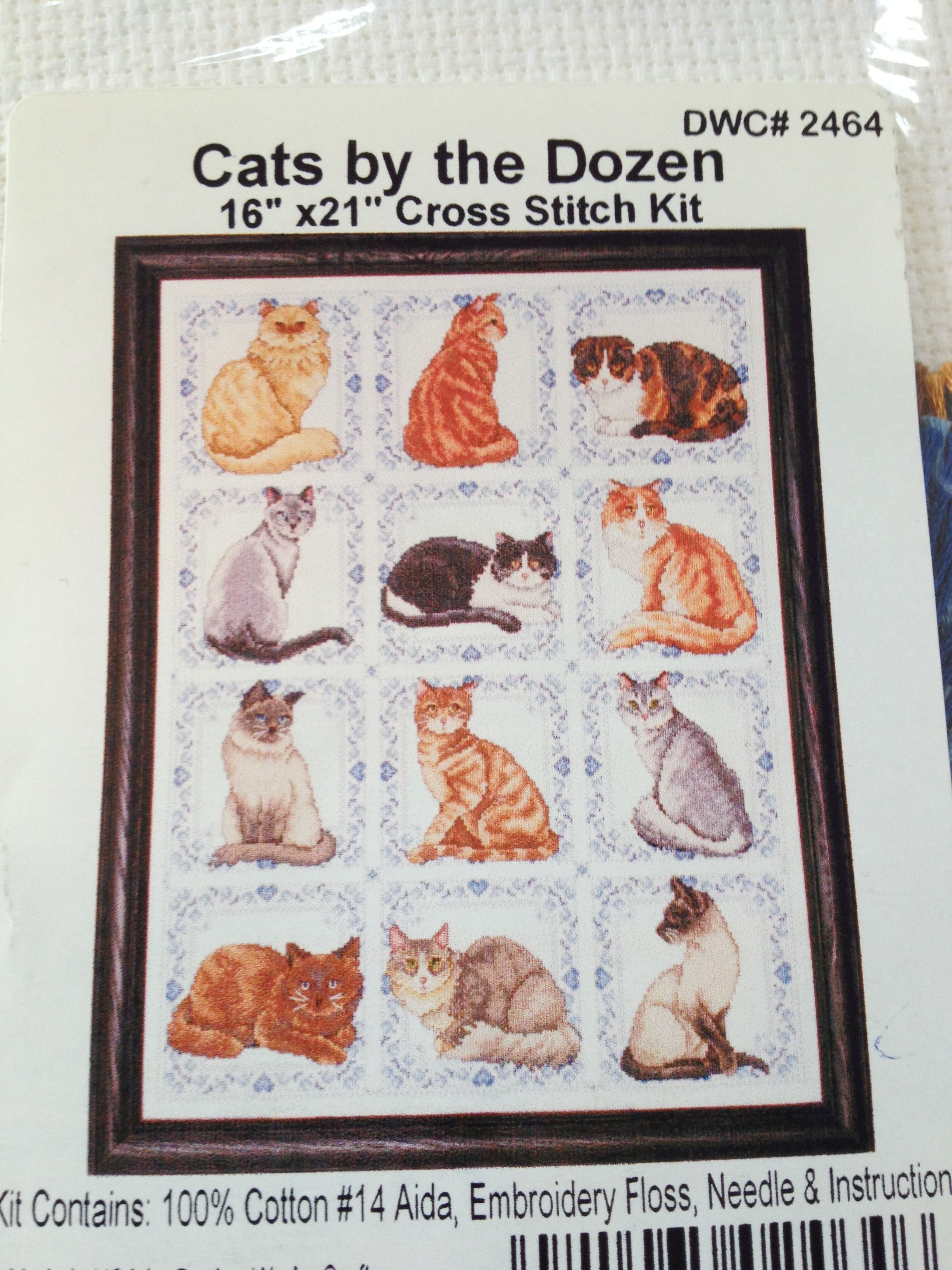 Cats By the Dozen
