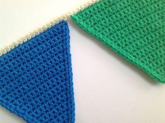 Vrolijke Vlaggenlijn Crochet Pinterest
