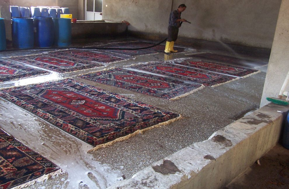 Rugs Cleaning London Offer A Full And Compeive Repair Service On All Sizes Of
