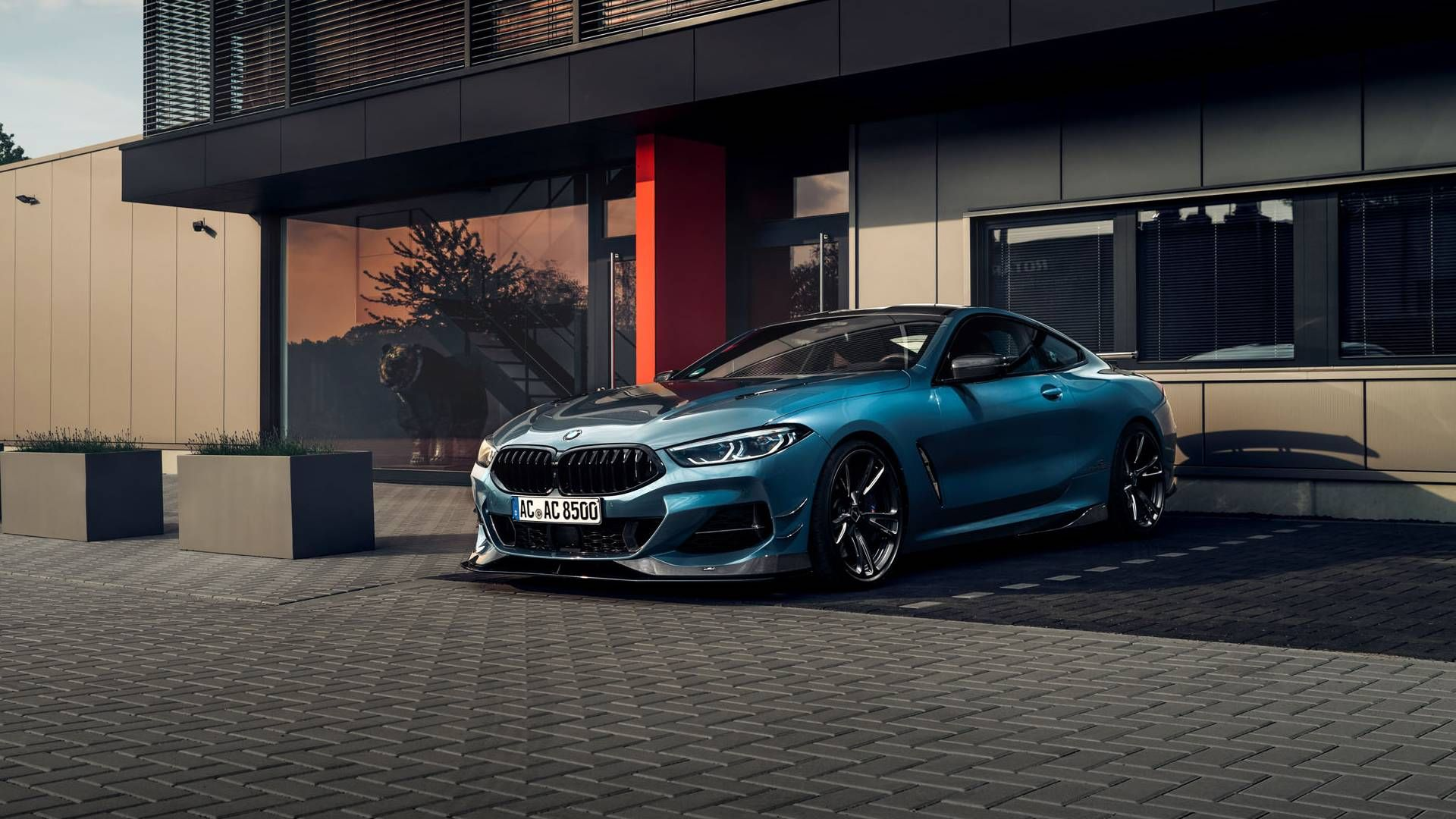 Ac Schnitzer Drops Full Bmw 8 Series Tuning Pack Takes M850i To