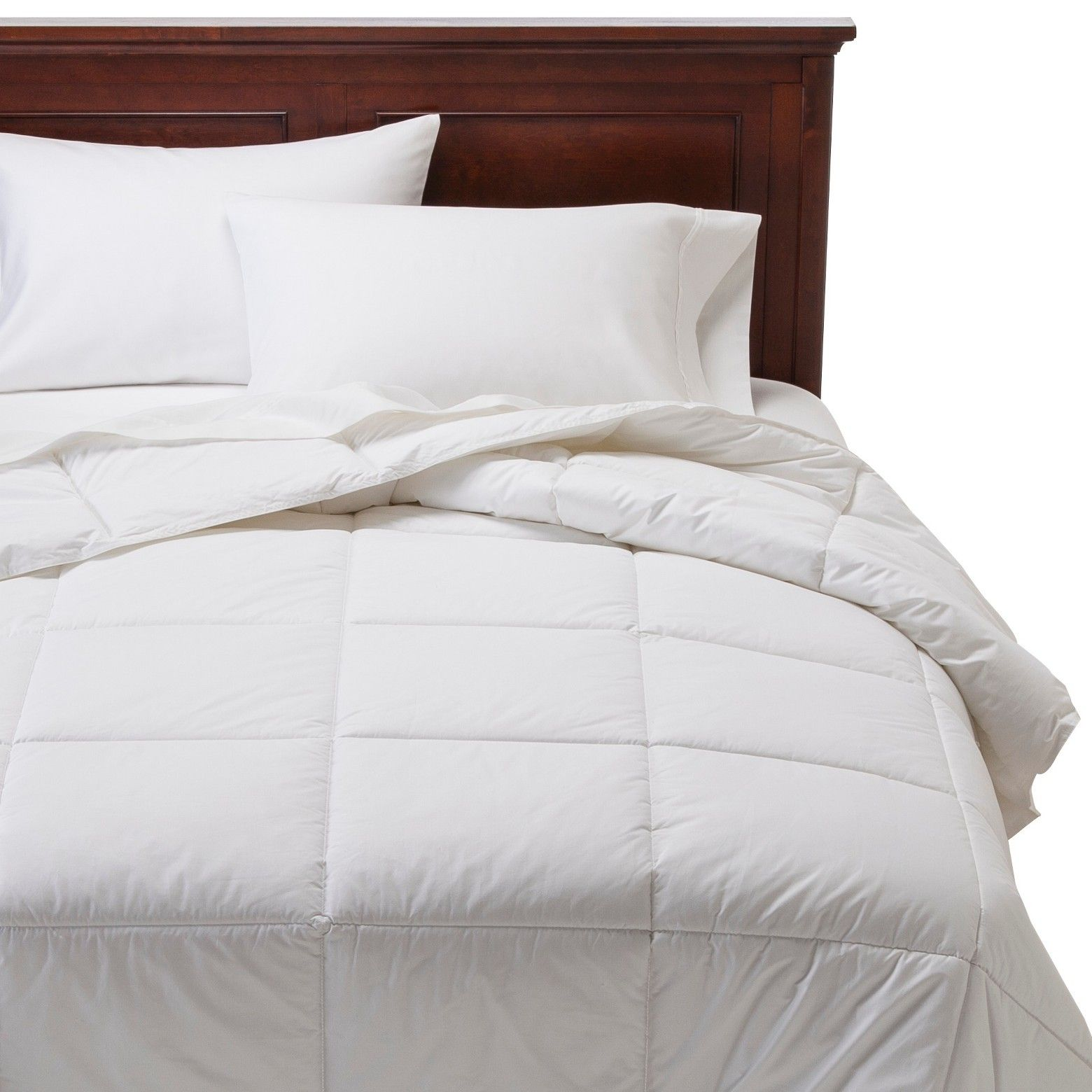 Bright And Airy The Threshold Warmer Down Alternative Comforter