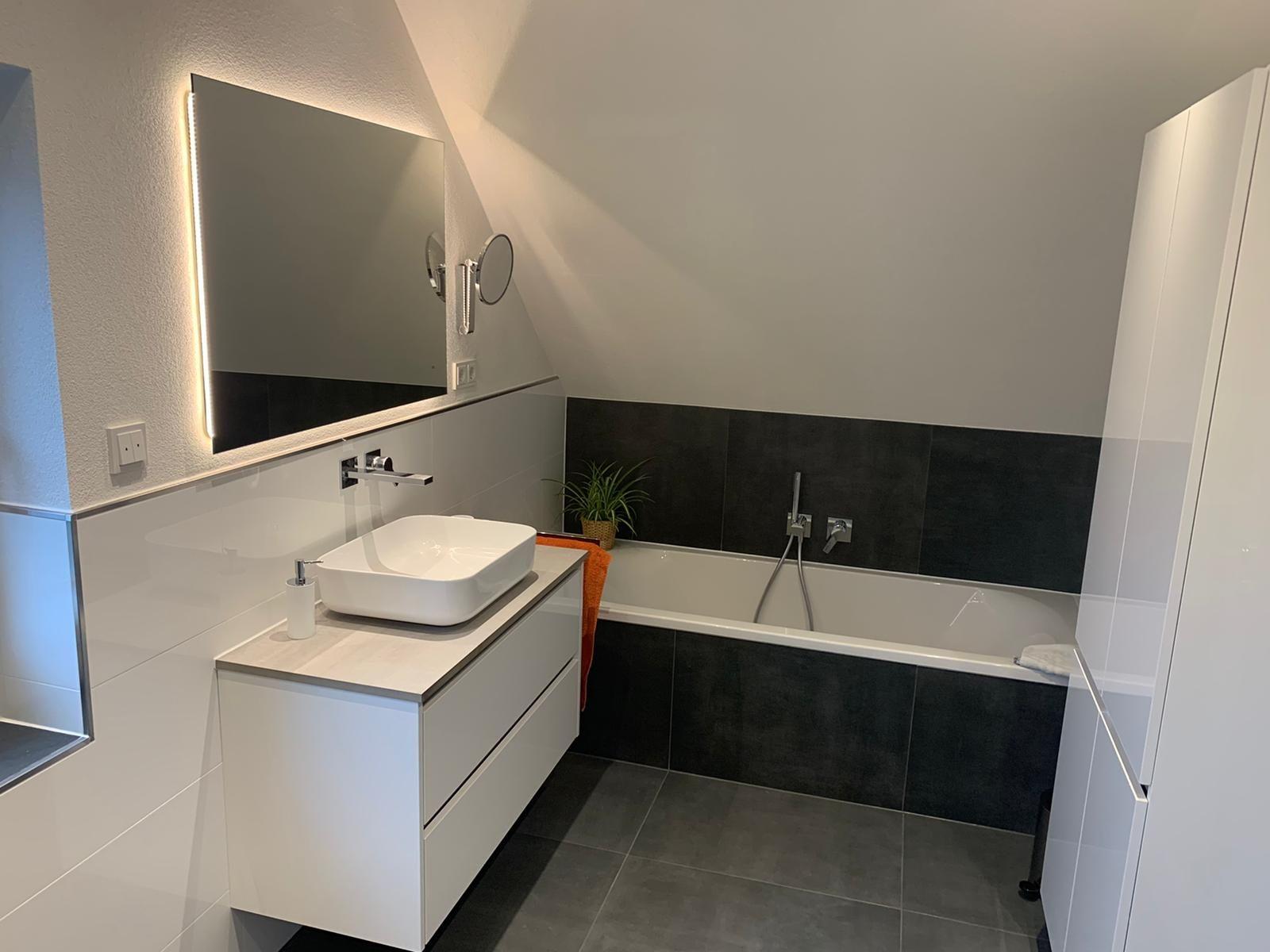 Beton Zement In 2020 Badezimmer Wandnischen Gaste Wc