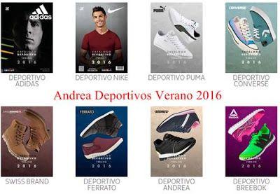 Catalogos Andrea Deportivos 2019 Nuevos Catalogos Mx Deportes Catalogos De Ropa Verano 2016