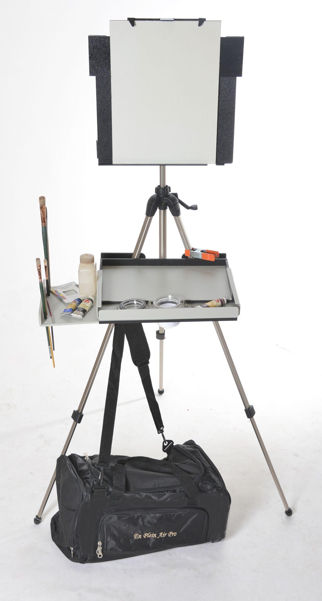 Eric Michaels En Plein Air Pro Water Color Easel Easel