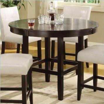 Modus Furniture 2Y2162R48 Bossa 48-Inch Round Counter