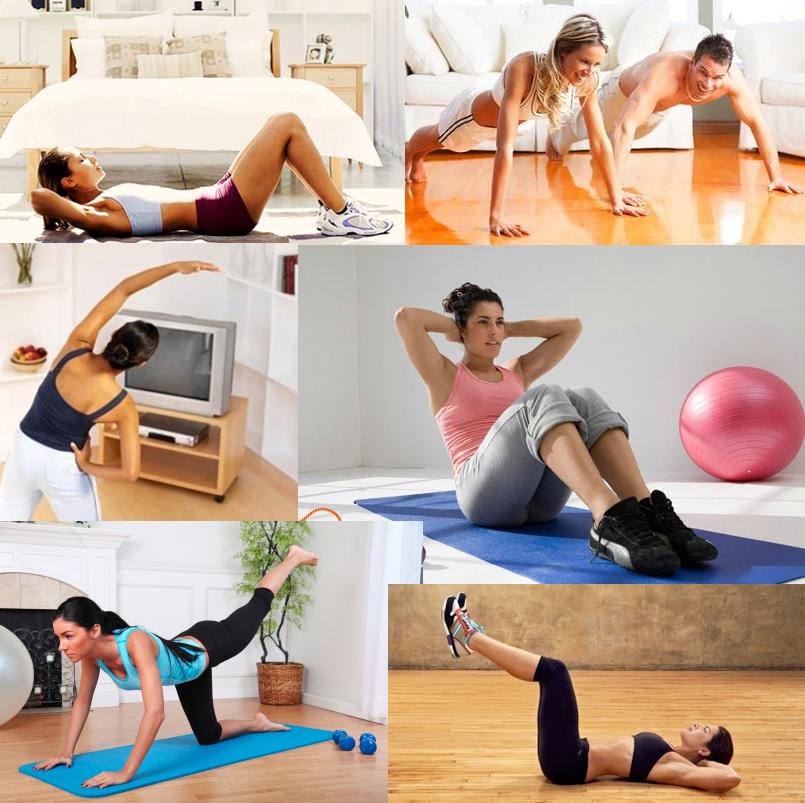deporte para hacer en casa y adelgazar