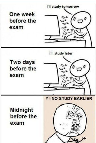 Funny Quotes About College Stress Exams Funny Funny Study Quotes Exam Quotes