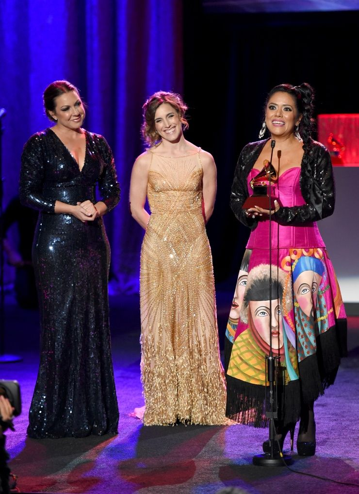 soledad pastorutti, lila downs, nina pastori | 15th latin grammy
